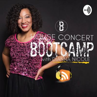 House Concert Bootcamp