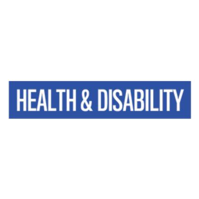 Health And Disability