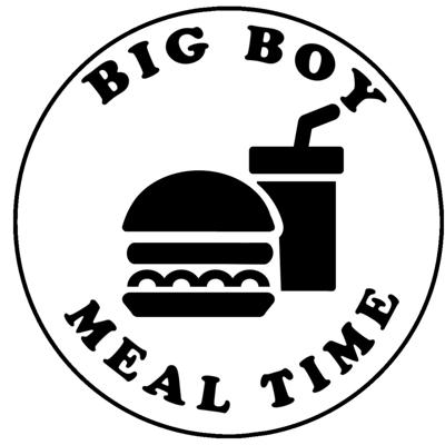 Big Boy Meal Time Podcast