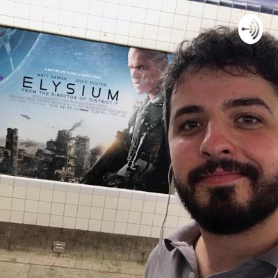 Patrick Cotnoir noticed a poster for the 2013 motion picture Elysium hanging in a subway station in 2019 and has been taking a picture in front of it every day since. This podcast is for people who like this and want more.