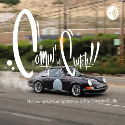 LA Car Spotter and The Speedy Guidy talking about cars and the current state of car culture!