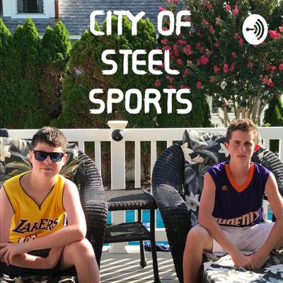 What up, i'm a teen from Pittsburgh who loves to talk sports, my partner and I will dish up the best takes in sports. Follow us on twitter: @steelcitysport4. Thanks! Support this podcast: https://anchor.fm/colin-witte/support