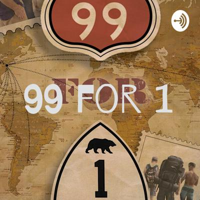 99 for 1 is a podcast of real life stories meant to inspire ordinary people to do extraordinary things that change our world.  Support this podcast: https://anchor.fm/99for1/support
