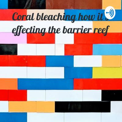 Coral bleaching how it's effecting the barrier reef