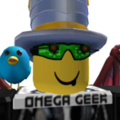 Welcome to the podcast that is all geeky stuff and ROBLOX! I will try to do this every day Or so... please add voice messages and I will put them in the podcast! https://anchor.fm/OMEGAGEEK/message   please follow me in ROBLOX my name is alphafox730 (duh)  Look at my YouTube channel! This is the link...  https://m.youtube.com/channel/UCj4xlXJ5vrixn9a90GYT-GA