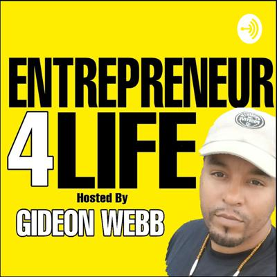 A super dope PODCAST for Entrepreneurs. We talk about Side Hustles That Work, Passive Income Ideas, Money Management tips, Financial Freedom, and interesting entrepreneur stories to motivate your inner hustler. Please email gideon029@gmail.com  Support this podcast: https://anchor.fm/entrepreneur4life/support
