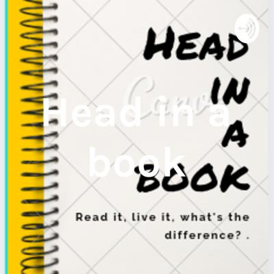 Head in a book