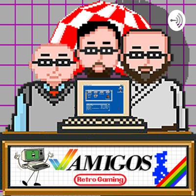 Amigos Retro Gaming - Everything Amiga / Our Sinclair / ARG / The CoCo Show / 1200XL