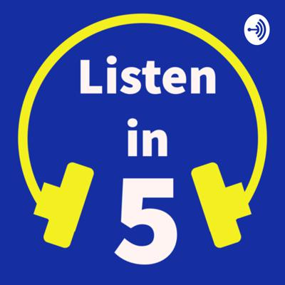 A short and sweet podcast to connect and inspire Lexington Richland 5 educators. D5 Digital Integration Specialists, Susan Aplin @AplinTeacher & Heather Reit @HReitDIS , talk education, social media, edtech and more. Our goal is to provide 5 minute podcasts for quick, easy listening. We'll be interviewing other educators in District 5.