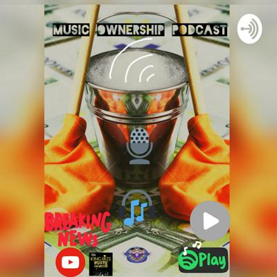 This Podcast is about MUSIC OWNERSHIP we discuss the ways to obtain the right to every music titles