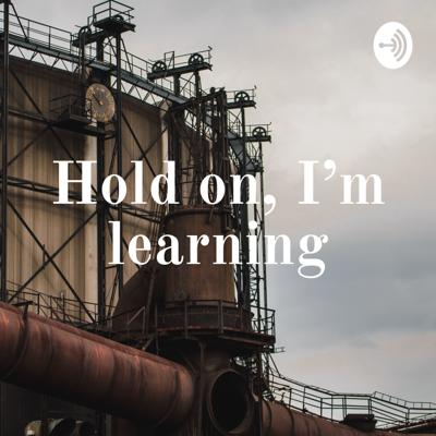 Hold on, I'm learning
