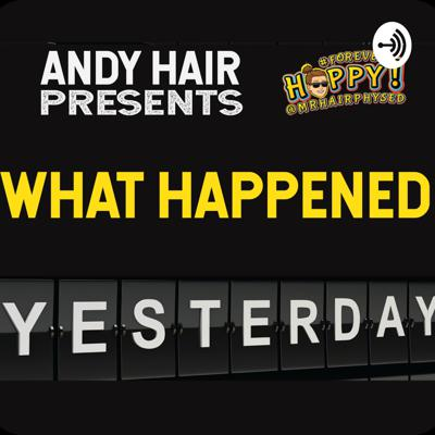 What happened yesterday?