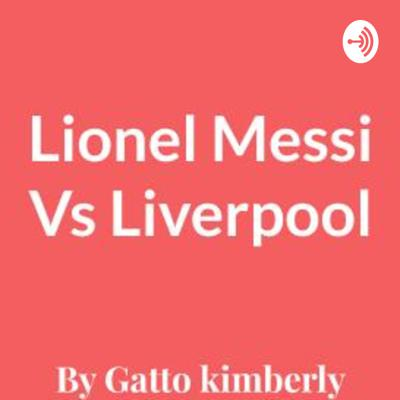 Lionel Messi by Gatto Kimberly