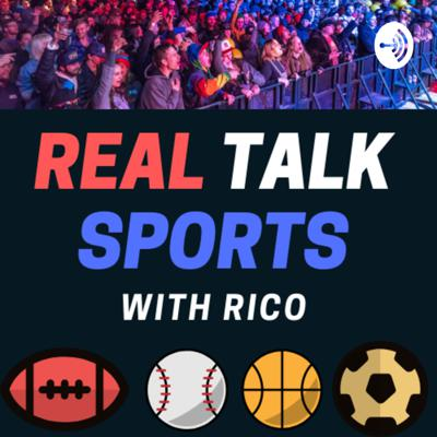 Show aims to talk about hot topics in sports with host your Rico