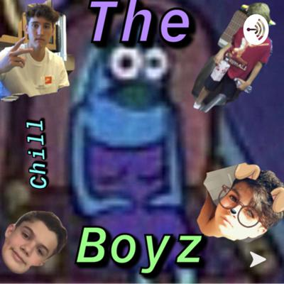 Chillin with the boys