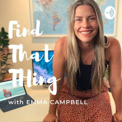 Find That Thing by Emma Campbell