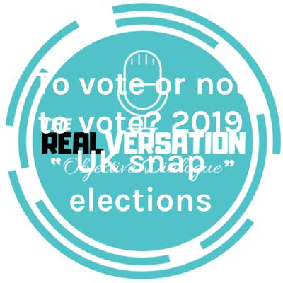 To vote or not to vote? 2019 UK snap elections