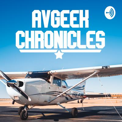 Welcome to the AvGeek Chronicles Podcast, hosted by pilot and aviation enthusiast Colin Hodges. On this podcast you will find a plethora of audio experiences from first hand insight into training that he goes through, interviews with fellow millennial aviators that are making a difference, and other random but great aviation content which will have everyone saying