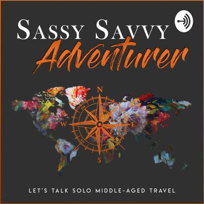 This podcast is about inspiring people to go out and try Solo Travel even if they only try it just the one time! ....This is especially aimed at people coming out of longer-term relationships or people recently widowed and also anyone who has never had the opportunity to travel solo.