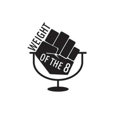 "This podcast brings to light some very serious, funny, and understanding topics. "".. join the brothers (Marquis Wideman, SheRon Knight, Rashawn McClam, Eric Ruppert, and Jawaun McClam) as we dive into current events, music, sports, and black politics."" (Description by Weight of the 8)"