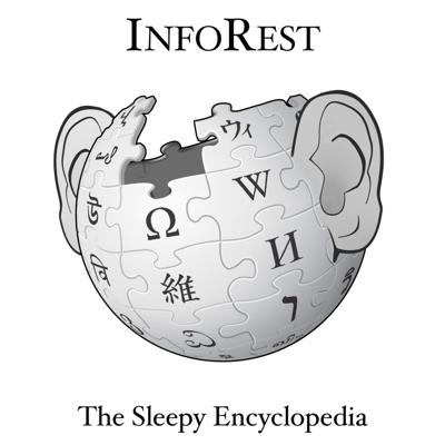 A weekly ASMR podcast where we read random Wikipedia articles, boring you to sleep.  50% of any potential revenue will be donated to Wikipedia.