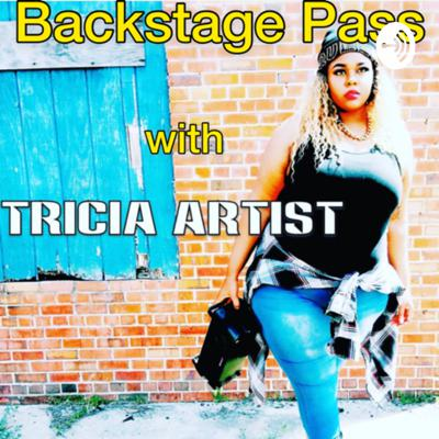Behind these scenes into the life of an aspiring artist and writer. From family, broken relationships and the everyday life hurdles of me, Tricia. Thanks for tuning in!