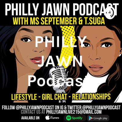 """Two Philly Jawns """"Ms September & Tennille Suga"""" come together to discuss various topics from Relationships, Lifestyle, Girl Chat & Gossip! Tune in to see what da girls got going on. Xo"""