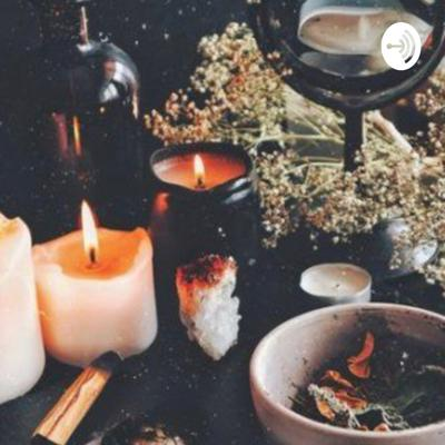 """As we dive deep into interesting topics on my new podcast here is my introduction on my podcast """"The Witching""""."""