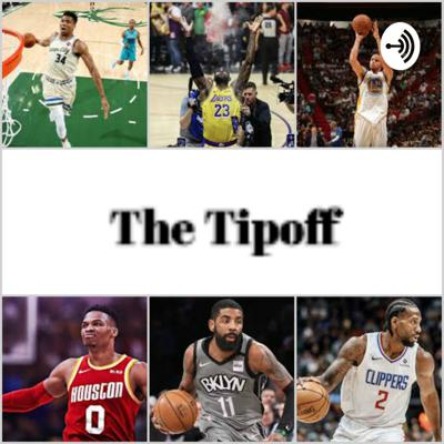 Cover art for The Tipoff Podcast (Trailer)