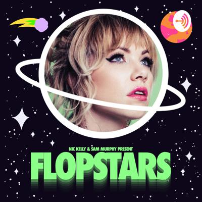 Flopstars is a podcast presented by The Interns and Nic Kelly, looking at our favourite popstars in our hearts who can't quite compete on the charts. Together we'll be going deep into projects that were criminally underrated commercially but won cult adoration. This is a chance to dig into some of the best pop records of our time and also have a little laugh about the ridiculous world they're forced to compete in.