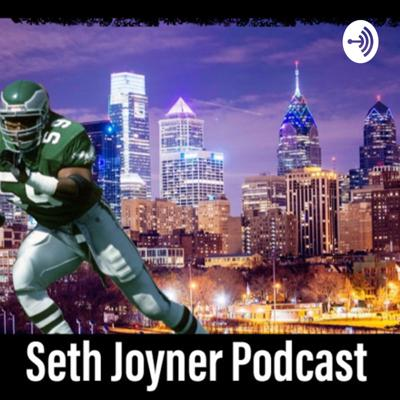 •The Seth Joyner Podcast is Radio style sports talk with past and present Philadelphia Eagles football players, NFL players around the league, and celebrities.  •We are looking to hear what the voices of Philly have to say.  • The Seth Joyner Podcast is not only geared to the Philadelphia Eagles but Football talk around the league.  •The podcast is geared towards fan engagement. Support this podcast: https://anchor.fm/sethjoyner/support