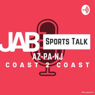 JAB Sports Talk is the NEW, REAL, and fresh podcast coming to you coast to coast. Hosts Branden, Joel, and Austin come to you every week Arizona to Pennsylvania. We keep it real,honest and fun! Dont miss all the latest news, and sports talk here on JAB Sports Talk!