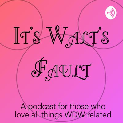 A Podcast for those who love all things WDW related! Listen in as I chat with others about my growing obsession of Walt Disney World related topics! From taking friends to Disney for their first time, reviewing new movies and Parks Merchandise, to chatting about our upcoming trips and those who have business based on the Mouse!