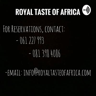 We are a Spa & Wellness Center Based in Windhoek Namibia. We Operate A Massage Studio @ Royal Taste of Africa Guest House in Windhoek Namibia.