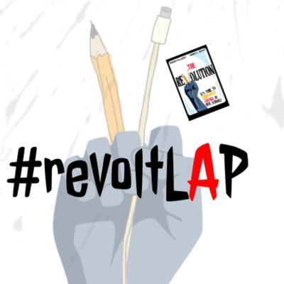 #revoltLAP - A Podcast in Black and White