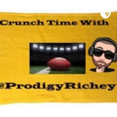Crunch Time Presents: Men of Steel Podcast and On Deck on CSR