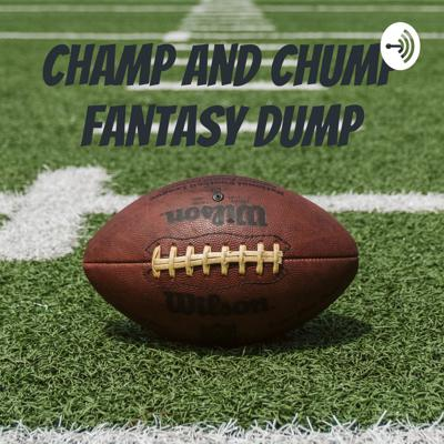 A couple guys talking Fantasy Football. Come and join us!