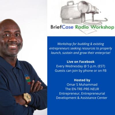 BriefCase Radio Workshop helps budding and existing entrepreneurs with resources to build, manage and prepare their enterprise for growth.   Support this podcast: https://anchor.fm/briefcase-radio-workshop/support