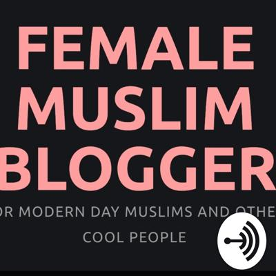 Female Muslim Blogger