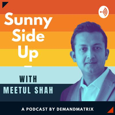A 15-mins podcast show that brings together real-world insights to help marketing and sales teams evolve and stay updated on new trends.
