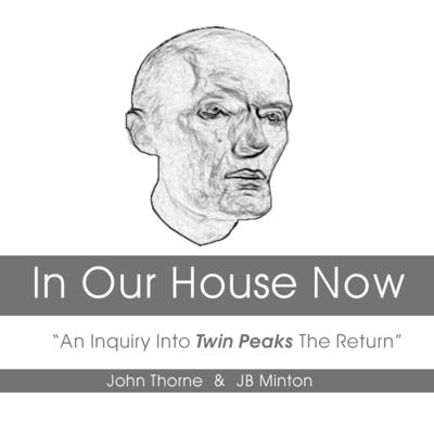 John Thorne, Co-Creator of Wrapped In Plastic & The Blue Rose Magazine and JB Minton, author of A Skeleton Key To Twin Peaks join up to explore Twin Peaks The Return as proper Art.