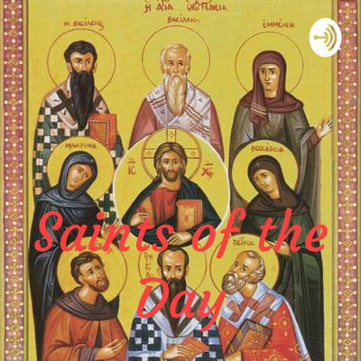 Cover art for Saints of the Day April 8
