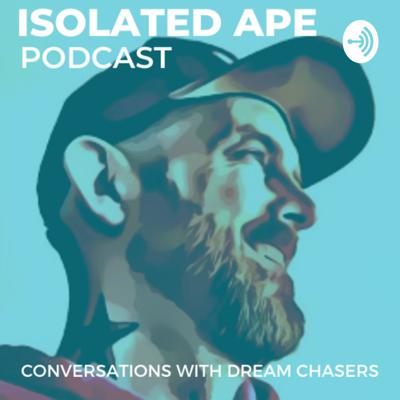 Isolated Ape is a weekly podcast, hosted by, me, Nick, having discussions with interesting people who are doing all they can to live out their lives, in the way they want, including Musicians, Artists, DJ's, Photographers, Chefs, Athletes and many, more, trying to inspire everyone to see what is possible with passion, focus and determination.  From fun, laughter and inspirational stories, to, deep, raw honesty, we touch every emotion along the way, the guests from such varied backgrounds that there is truly something for every listener. Available from all good podcast providers.