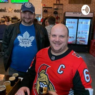 E8 Sports Podcast with Steve and Griff