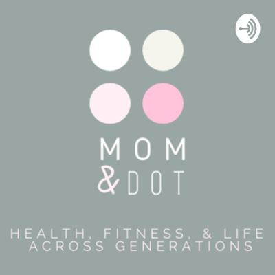 Kitchen Koach: MOM & dot Podcast