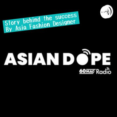 ASIAN STREET by 60mag, interview by Nana of 60%