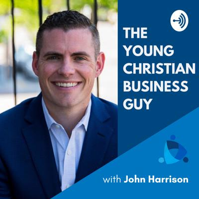 Young Christian Business Guy