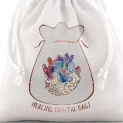 Healing Crystal Bags, We Are Going Live!!