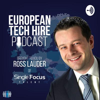 The European Tech Hire Podcast helping Business Leaders and Individual Contributors with actionable insights to hit their number and figure out the nuances of translating a global business into a European context. Squeezing the Essence of the Lessons Learnt from Europe's Top Tech Leaders. This is your guide to joining the fast track to European market scaling.