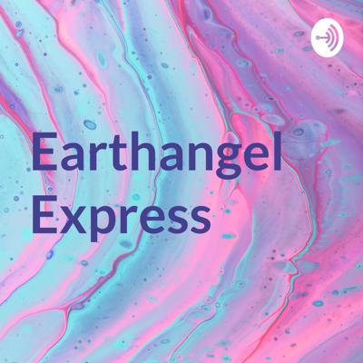 Cover art for Earthangel Express
